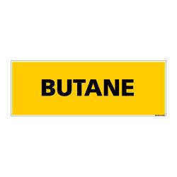 Panneau de Signalisation danger BUTANE (C0115)