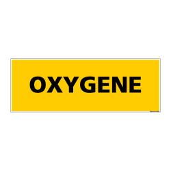 Panneau de Signalisation danger OXYGENE (C0194)