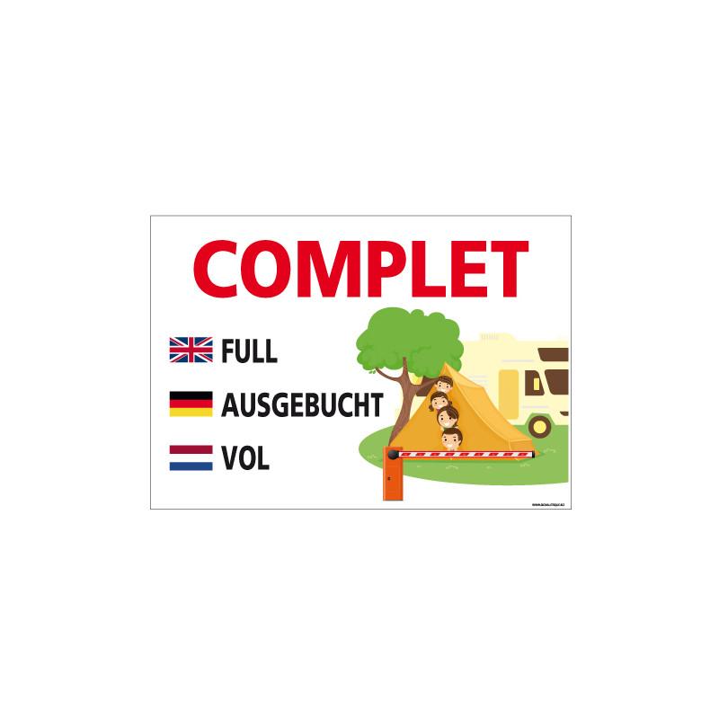 PANNEAU COMPLET (H0326)