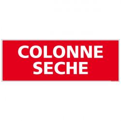 Panneau COLONNE SECHE (A0069)