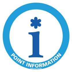 PANNEAU POINT INFORMATION TOURISTIQUE (H0404)