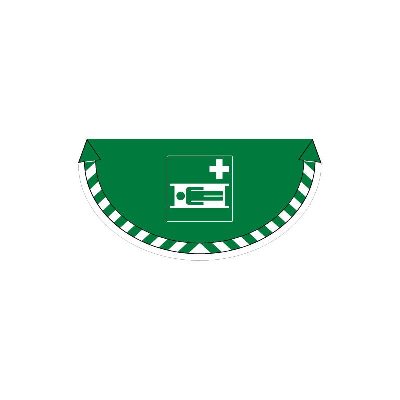 ADHESIF SOL ANTIDERAPANT SIGNALISATION CIVIERE (G1370)