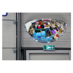 MIROIR HEMISPHERIQUE VISION A 180° - GARANTIE 3 ANS