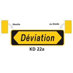 Panneau KD 22a