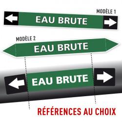 Marqueurs Tuyauterie EAUX