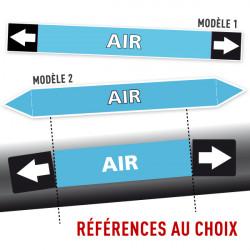 Marqueurs Tuyauterie SPECIAL AIR