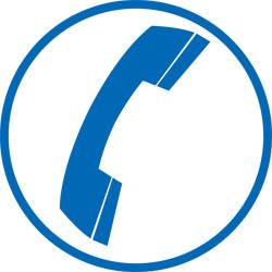 Adhésif LOGO TELEPHONE (AMB5)