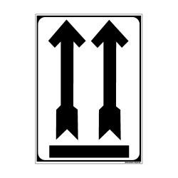 Adhésif de Signalisation CONDITIONNEMENT : HAUT (M0265)