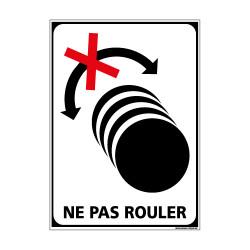 Adhésif de Signalisation CONDITIONNEMENT : NE PAS ROULER (M0279)
