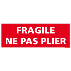 ADHESIF DE CONDITIONNEMENT FRAGILE (M0321)