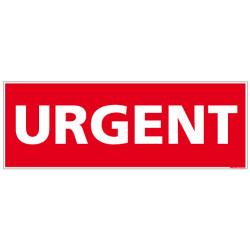 ADHESIF DE CONDITIONNEMENT URGENT (M0322)