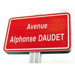 """Panneaux de rue """"Europ"""""""