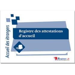 REGISTRE DES ATTESTATIONS D'ACCUEIL (RA016)