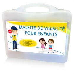MALLETTE DE VISIBILITE POUR ENFANTS