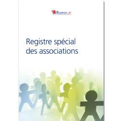 REGISTRE SPECIAL DES ASSOCIATIONS