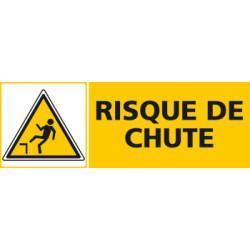 Panneau RISQUE DE CHUTE (C0459)