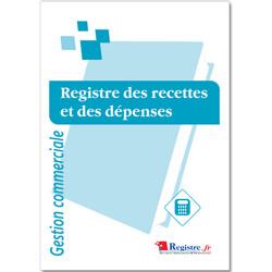 REGISTRE DES RECETTES ET DES DEPENSES (RM063)