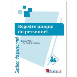REGISTRE UNIQUE DU PERSONNEL (RP021)