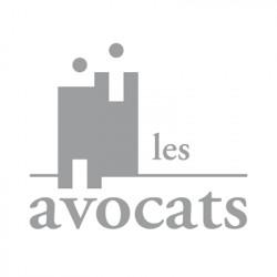 Adhésif sablé Avocats