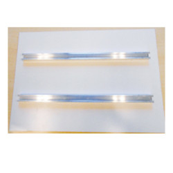 LOT DE 2 RAILS DE FIXATION 350MM DE LONG (W350RF2)