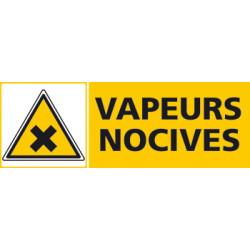 Panneau VAPEURS NOCIVES (C0480)