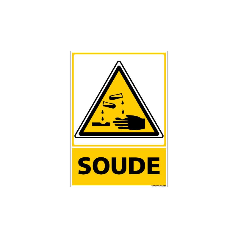 Panneau SOUDE (C0684)