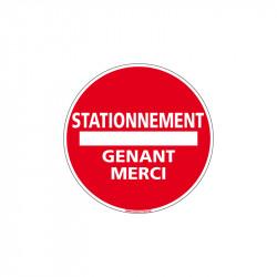 PANNEAU STATIONNEMENT...