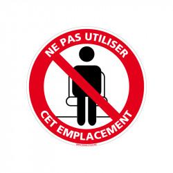 PANNEAU NE PAS UTILISER CET EMPLACEMENT (D1360)