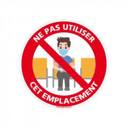 PANNEAU NE PAS UTILISER CET EMPLACEMENT VISUEL GARÇON (D1358)