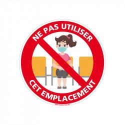 PANNEAU NE PAS UTILISER CET EMPLACEMENT VISUEL FILLE (D1362)