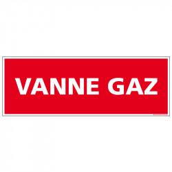 PANNEAU VANNE GAZ (A0670)