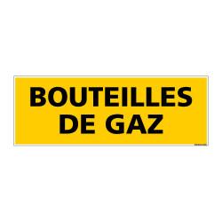 Panneau Bouteilles de Gaz (C1008)