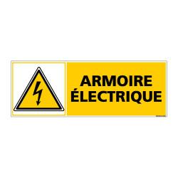 Panneau de Signalisation ARMOIRE ELECTRIQUE (C1012)