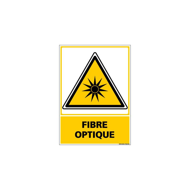 Panneau de Signalisation FIBRE OPTIQUE (C1049)